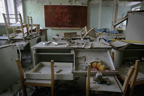 Absence「Chernobyl - 20 Years After Nuclear Meltdown」:写真・画像(7)[壁紙.com]