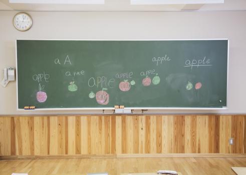 Elementary School「Blackboard」:スマホ壁紙(18)