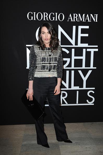 Pascal Le Segretain「Giorgio Armani Prive : Front Row - Paris Fashion Week - Haute Couture S/S 2014」:写真・画像(13)[壁紙.com]