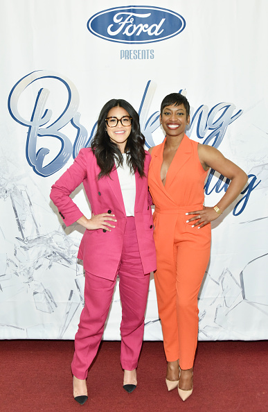 High Heels「Breaking The Glass Ceiling Hosted By Gina Rodriguez At NYU Skirball」:写真・画像(17)[壁紙.com]