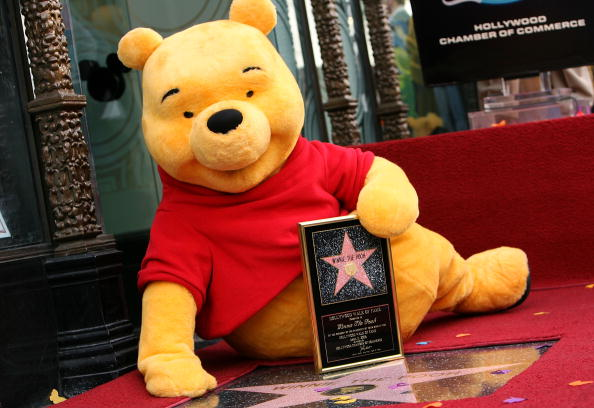 Cartoon「Winnie The Pooh Receives A Star On Hollywood Walk of Fame」:写真・画像(19)[壁紙.com]
