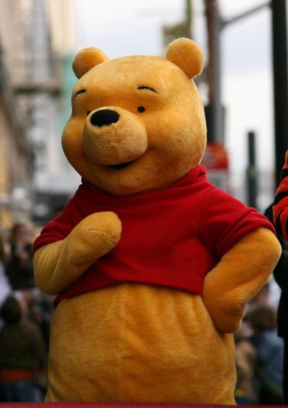 El Capitan Theatre「Winnie The Pooh Receives A Star On Hollywood Walk of Fame」:写真・画像(3)[壁紙.com]