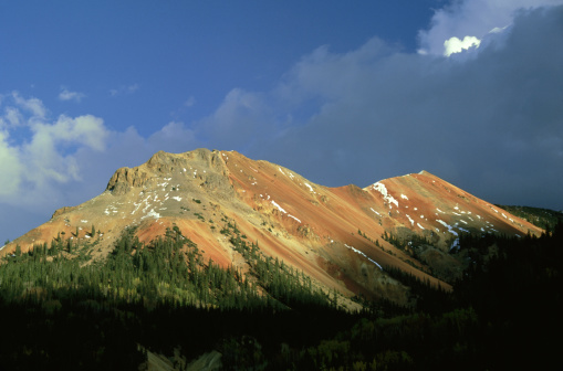 Uncompahgre National Forest「red mountain, uncompahgre nf, co,usa」:スマホ壁紙(3)