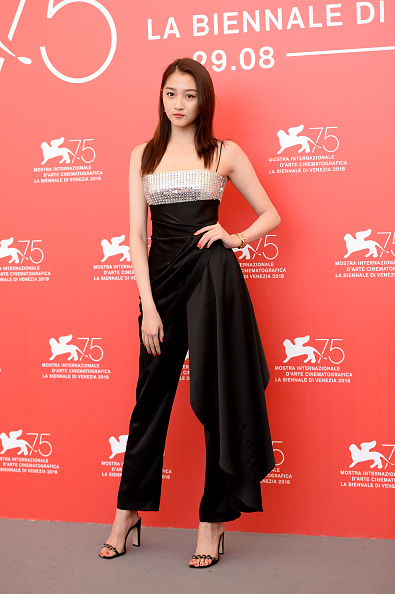 "Eamonn M「""Ying (Shadow)"" And 2018 Jaeger-LeCoultre Glory To The Filmaker Award to Zhang Yimou Photocall - 75th Venice Film Festival」:写真・画像(5)[壁紙.com]"