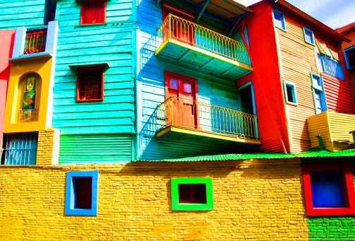 Buenos Aires「Colourful tourist area.」:スマホ壁紙(13)