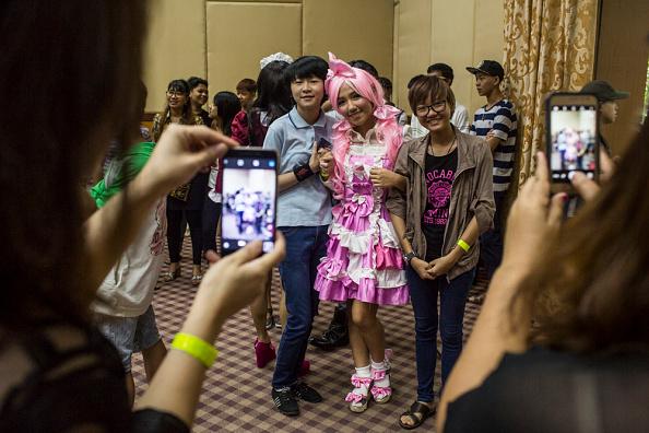 Teenager「Japanese Cosplay Blooms In Myanmar」:写真・画像(14)[壁紙.com]