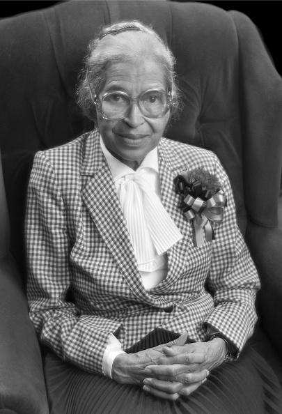 Tallahassee「Rosa Parks Portrait」:写真・画像(4)[壁紙.com]