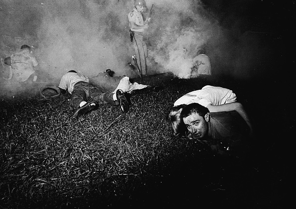 Human Rights「Police Use Tear Gas On Civil Rights Marchers」:写真・画像(12)[壁紙.com]