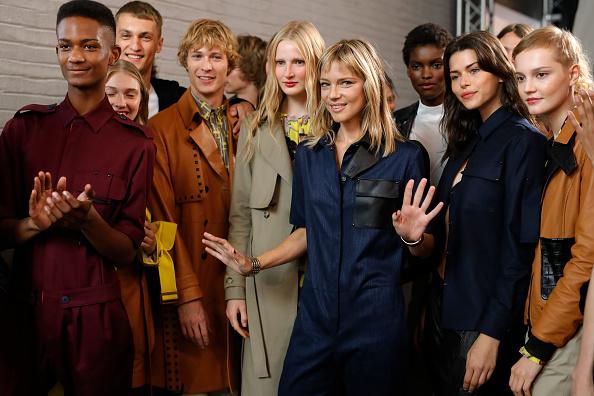 ファッション「Trussardi - Backstage - Milan Fashion Week Spring/Summer 2018」:写真・画像(10)[壁紙.com]