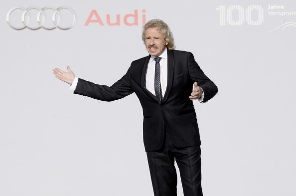Ingolstadt「Audi Celebrates Centennial」:写真・画像(11)[壁紙.com]
