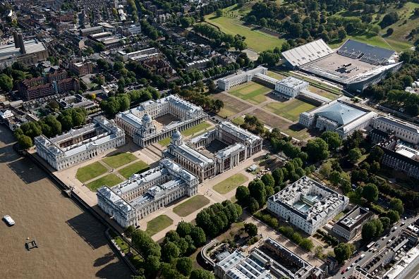 Riverbank「Royal Naval College」:写真・画像(18)[壁紙.com]