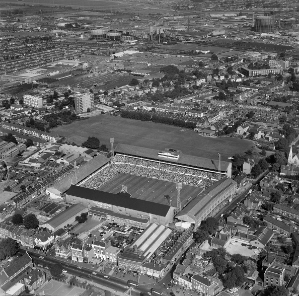 Club Soccer「White Hart Lane Football Ground」:写真・画像(4)[壁紙.com]
