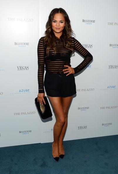 See Through「Chrissy Teigen Hosts Vegas Magazine's Summer Issue Party」:写真・画像(17)[壁紙.com]