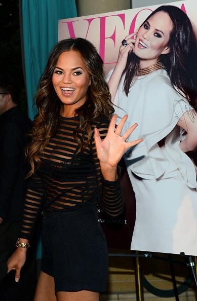 Wristwatch「Chrissy Teigen Hosts Vegas Magazine's Summer Issue Party」:写真・画像(3)[壁紙.com]