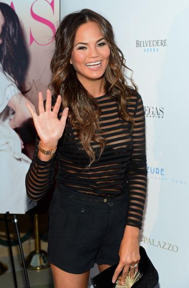 See Through「Chrissy Teigen Hosts Vegas Magazine's Summer Issue Party」:写真・画像(18)[壁紙.com]