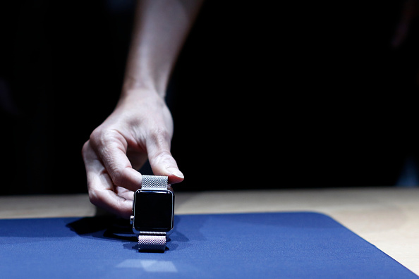 Apple Watch「Apple Debuts New Watch」:写真・画像(2)[壁紙.com]