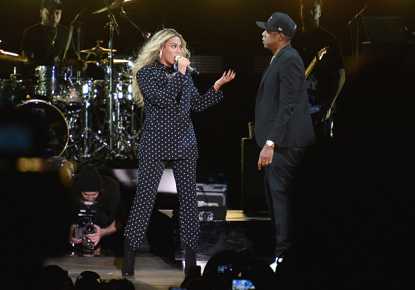 Performance「Jay Z Holds Get Out The Vote Concert In Support Of Hillary Clinton」:写真・画像(9)[壁紙.com]