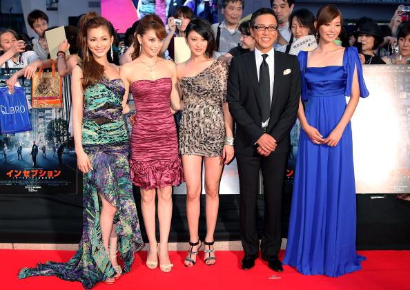 押切 もえ「'Inception' Japan Premiere」:写真・画像(3)[壁紙.com]