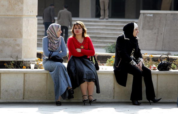 Baghdad「As Iraqi Security Improves, Wearing Islamic Dress Wanes」:写真・画像(1)[壁紙.com]