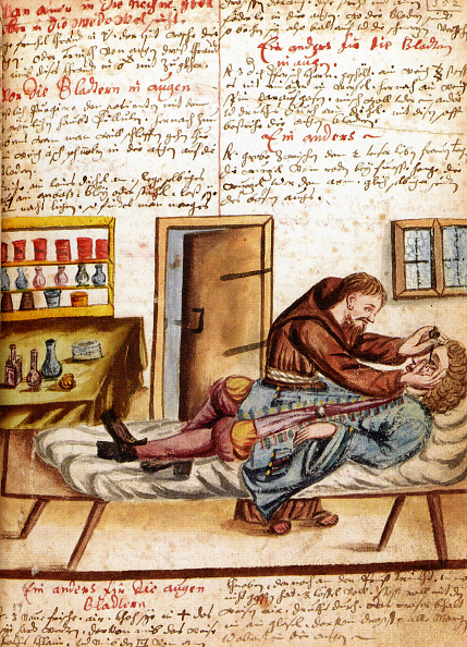 Eyesight「Medieval Cure for Cataracts」:写真・画像(8)[壁紙.com]