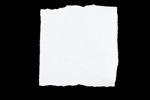 Square Shape「Torn Paper Series: Square」:スマホ壁紙(0)