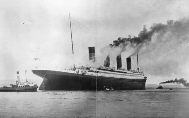 The Titanic:ニュース(壁紙.com)
