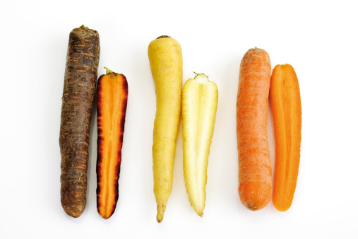 Choosing「Carrots, close-up」:スマホ壁紙(6)