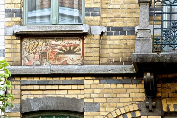 Costume Jewelry「Miscellaneous Brussels Art Nouveau Details」:写真・画像(3)[壁紙.com]