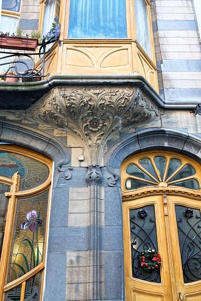 Costume Jewelry「Miscellaneous Brussels Art Nouveau Details」:写真・画像(11)[壁紙.com]