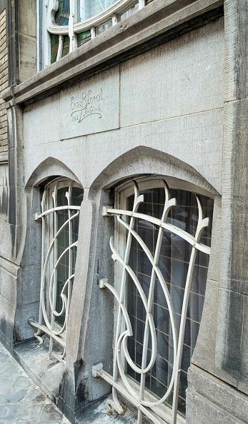 Basement「Miscellaneous Brussels Art Nouveau Details」:写真・画像(15)[壁紙.com]