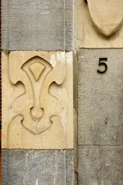 Full Frame「Miscellaneous Brussels Art Nouveau Details」:写真・画像(6)[壁紙.com]
