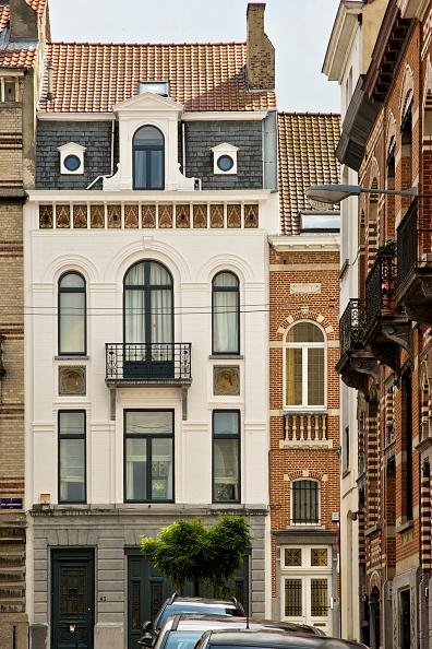 Townhouse「Miscellaneous Brussels Art Nouveau Details」:写真・画像(0)[壁紙.com]