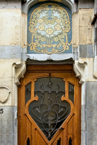 Iron - Metal「Miscellaneous Brussels Art Nouveau Details」:写真・画像(15)[壁紙.com]