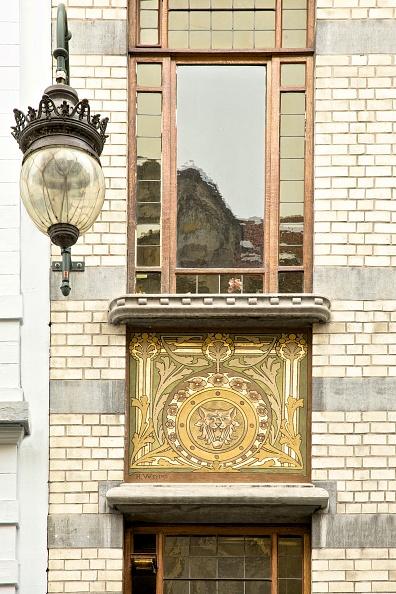 Facade「Miscellaneous Brussels Art Nouveau Details」:写真・画像(9)[壁紙.com]