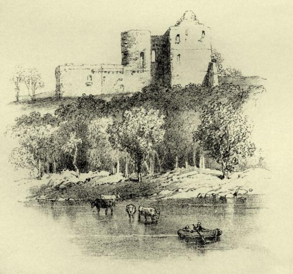 スコットランド文化「Norham Castle」:写真・画像(18)[壁紙.com]