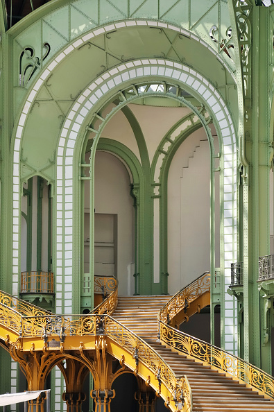 Architecture「France, Paris, Grand Palais, Architect Charles-Louis Girault」:写真・画像(0)[壁紙.com]