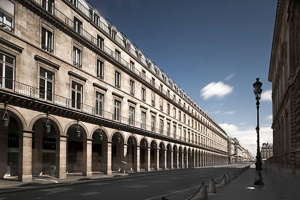 France, Paris, Rue de Rivoli:スマホ壁紙(壁紙.com)