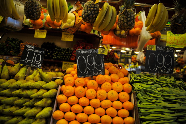 Orange - Fruit「The Eurozone Crisis Deepens As Greece Attempts To Avoid Bankruptcy」:写真・画像(9)[壁紙.com]