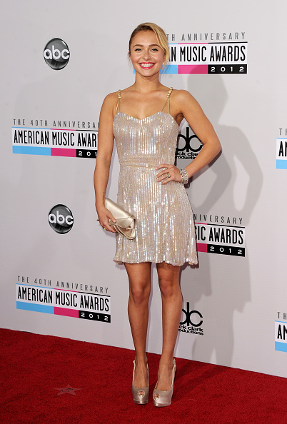 Silver Shoe「The 40th American Music Awards - Arrivals」:写真・画像(2)[壁紙.com]