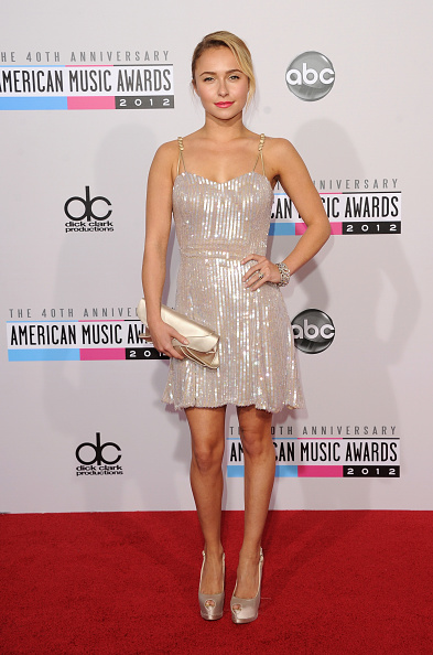 Silver Shoe「The 40th American Music Awards - Arrivals」:写真・画像(3)[壁紙.com]