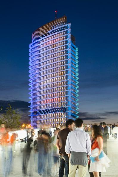 Environmental Conservation「Pasarela y Torre del Agua / Flanierbruecke mit Wasserturm / Water tower」:写真・画像(8)[壁紙.com]