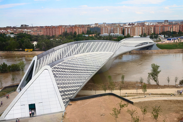City Life「Pabellon-Puente / Pavillion Bruecke / Pavilion Bridge」:写真・画像(13)[壁紙.com]