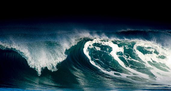 Nouvelle-Aquitaine「Breaking Waves」:スマホ壁紙(19)