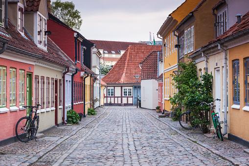 Danish Culture「Denmark, Funen, Exterior」:スマホ壁紙(18)
