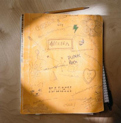 Workbook「School Notebook」:スマホ壁紙(8)
