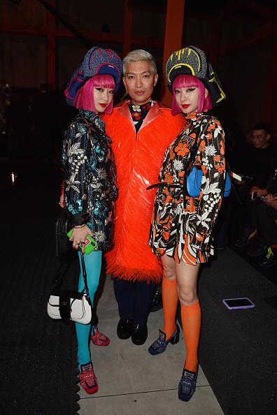 Prada「Prada - Arrivals & Front Row - Milan Men's Fashion Week Fall/Winter 2019/20」:写真・画像(8)[壁紙.com]