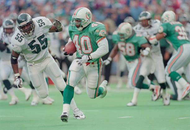 Miami Dolphins vs Philadelphia Eagles:ニュース(壁紙.com)