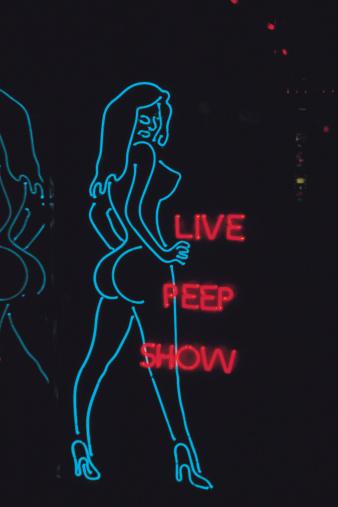 Amsterdam「live peep show」:スマホ壁紙(2)