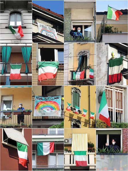 Tricolor「The Lockdown Time In Italy」:写真・画像(13)[壁紙.com]