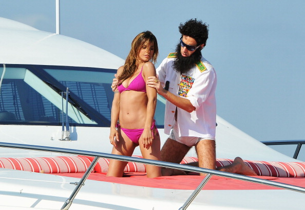 "Nice - France「""THE DICTATOR"" Cannes Sighting - 65th Annual Cannes Film Festival」:写真・画像(13)[壁紙.com]"
